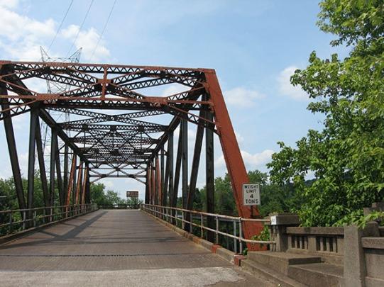 bridge to island