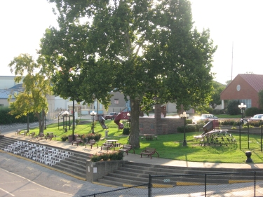 Shelburne Riverbend Park in Mt. Vernon, Indiana