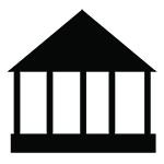 Symbol gazebo