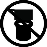 symbol toilet none