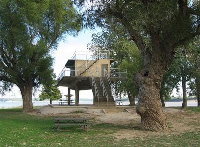 Observation structure