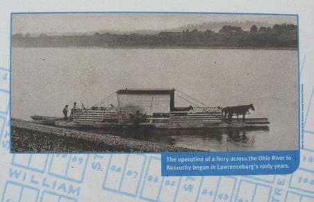historic ferry photo