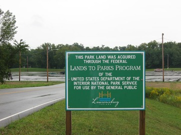 Lands to Parks program