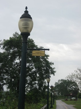 donations in support of park