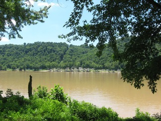 rv summer village across the river