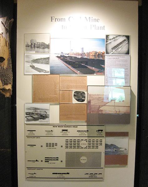 coal display
