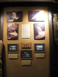 Ohio River display