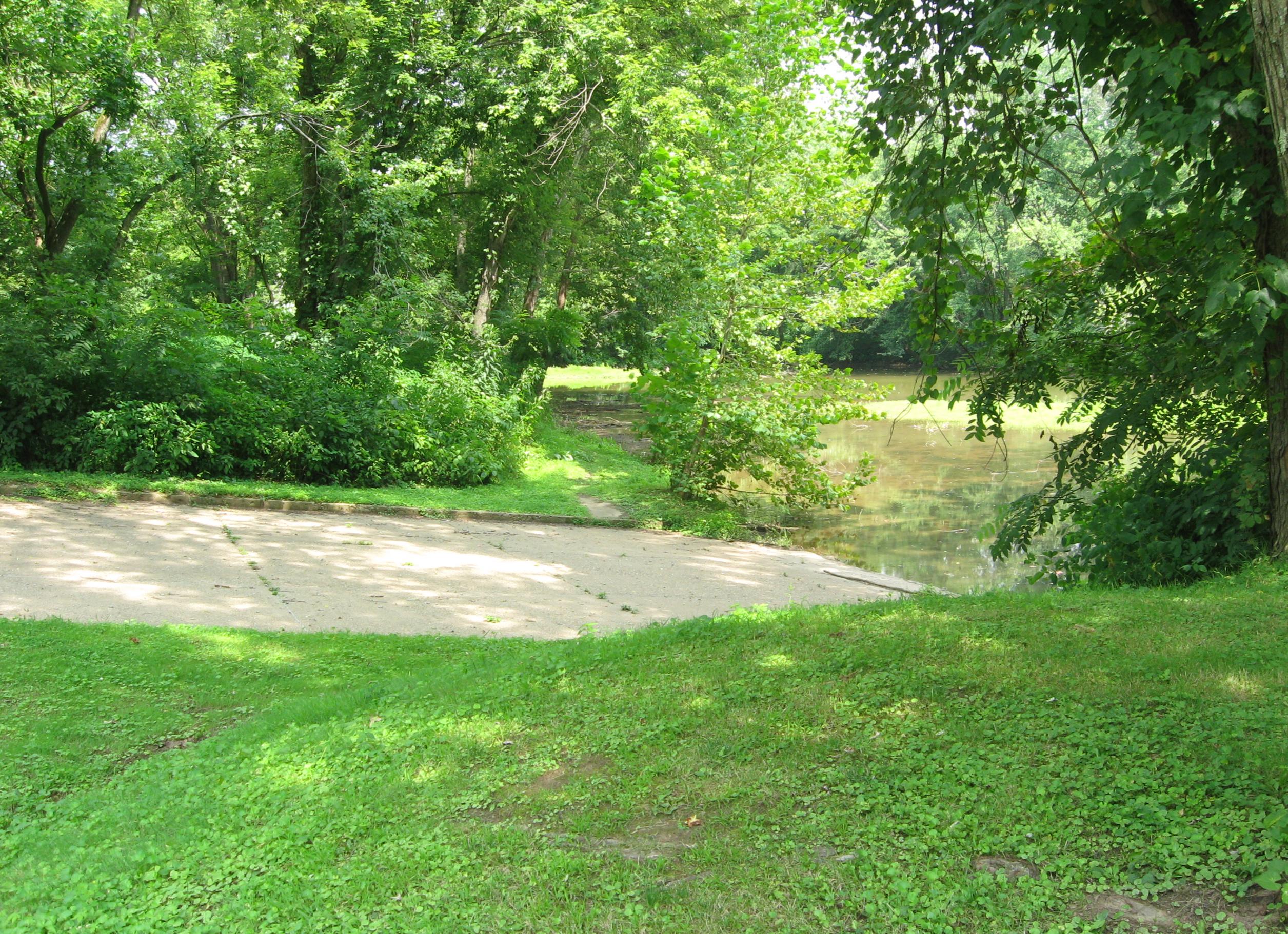Leith Run Recreation Area Ohio River Parks Project