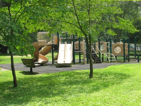 modern playground