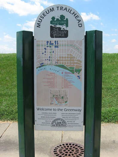 welcome to the Greenway