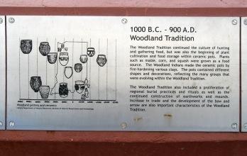1000 BCE Woodland peoples