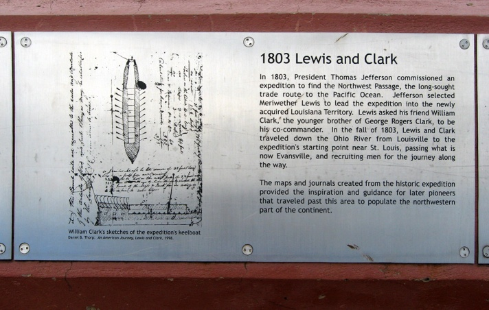 1803 Lewis and Clark