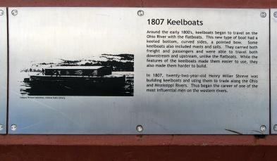 1807 keelboats