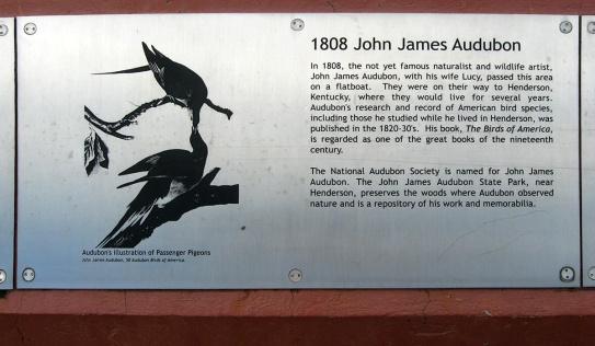 1808 John Audubon