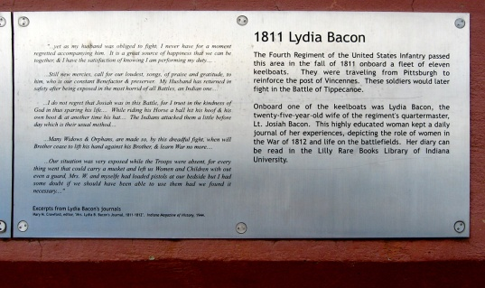 1822 Lydia Bacon's journals