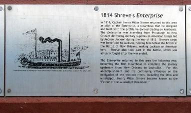 1814 Shreve's steamboat