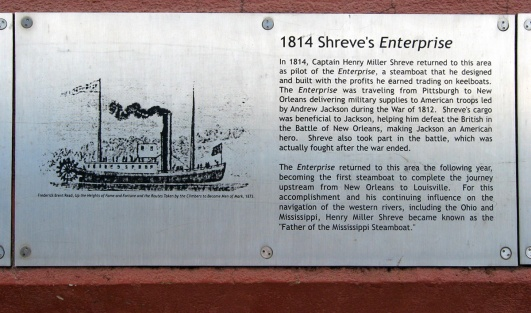 1814 Shreve's steamboat