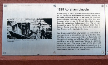 1828 Abraham Lincoln
