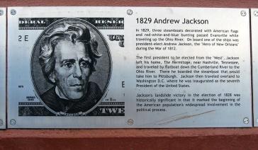 1828 Andrew Jackson