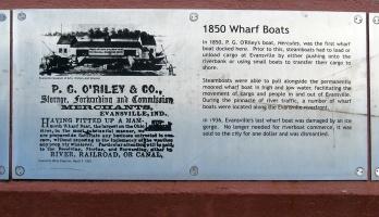 1850 wharf boats