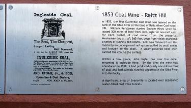 1853 coal mine