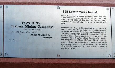 1855 coal tunnel