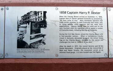 1858 steamboat operator