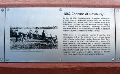 1862 capture of Newburgh