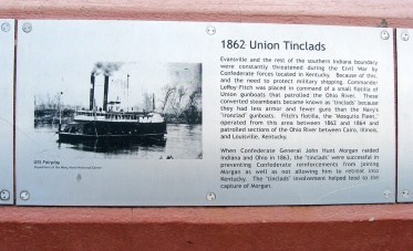 1862 Union tinclads