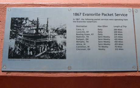 1867 packet service