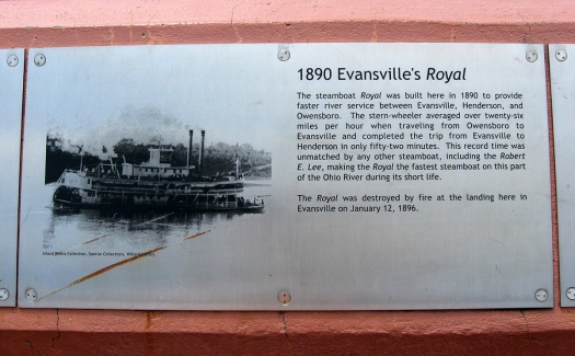 1890 fast sternwheeler