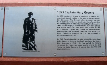 1893 Captain Mary Greene