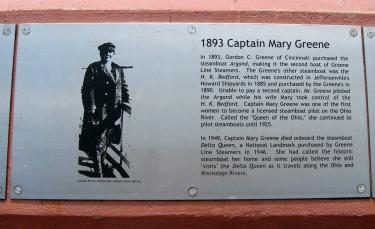 1893 Captain Mary Greene