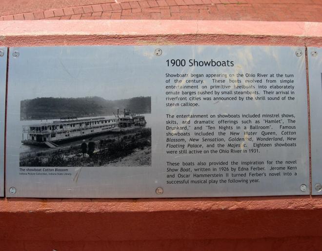1918 showboats