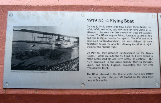 1919 flying boat