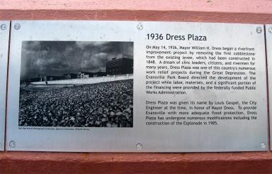 1936 riverfront plaza