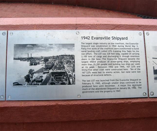 1942 Evansville shipyard