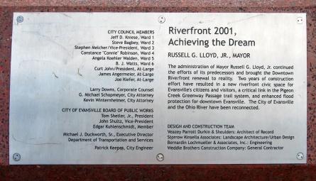 2001 acknowledgements