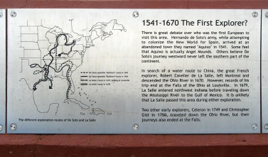 routes of early explorers