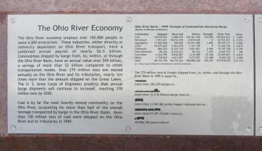 the Ohio River economy