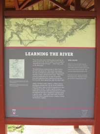 learning the river