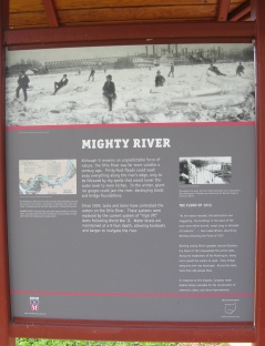 mighty river