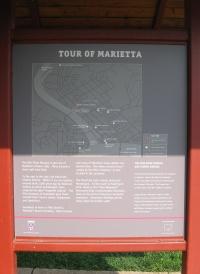 tour of Marietta
