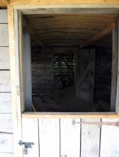 shanty boat interior