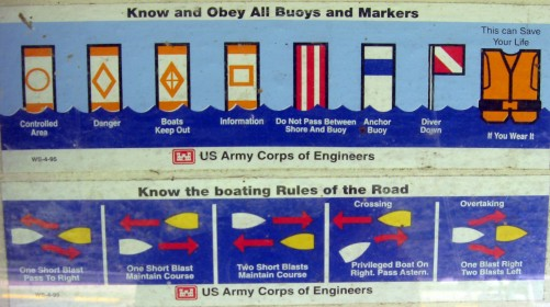 boating rules