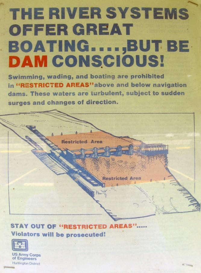 boating warning
