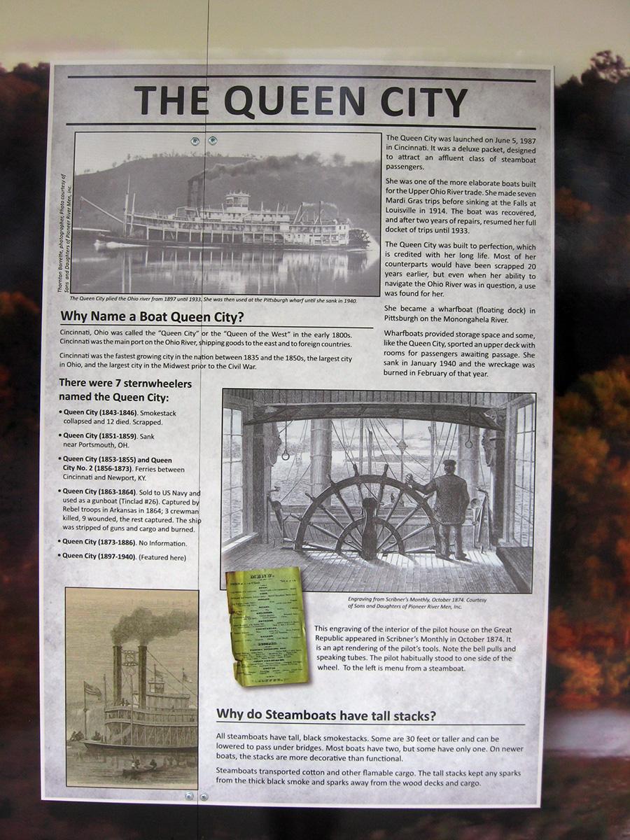 Cincinnati: queen city
