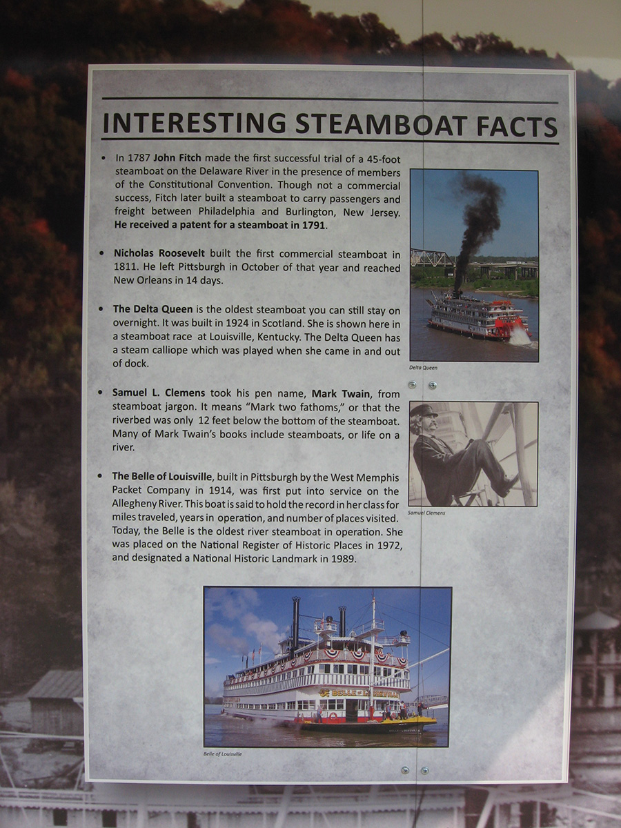 steamboat facts