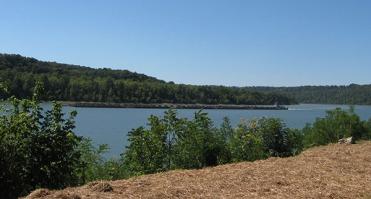 downstream view