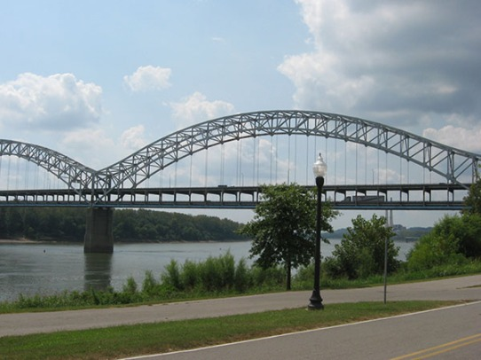 Sherman Minton Bridge
